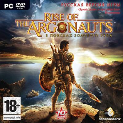 Rise of the Argonauts: В поисках золотого руна [PC, Jewel, русская версия]