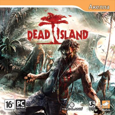 Dead Island [PC, Jewel, русская версия]