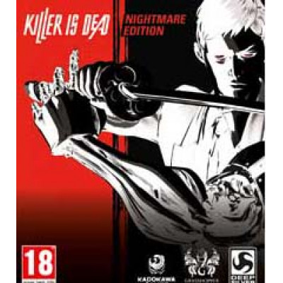 Killer is Dead. Nightmare Edition [PC, Jewel, английская версия]