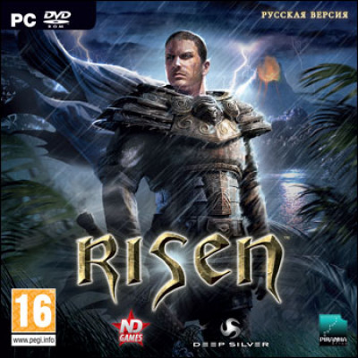 Risen [PC, Jewel, русская версия]