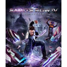 Saints Row IV: Re-Elected [PC, русские субтитры]