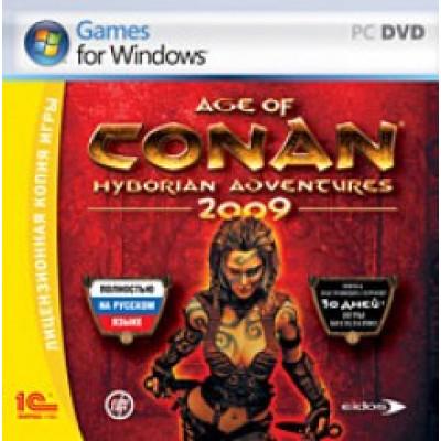 Age of Conan: Hyborian Adventures 2009 [PC, Jewel, русская версия]