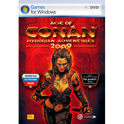 Age of Conan: Hyborian Adventures 2009 [PC, русская версия]