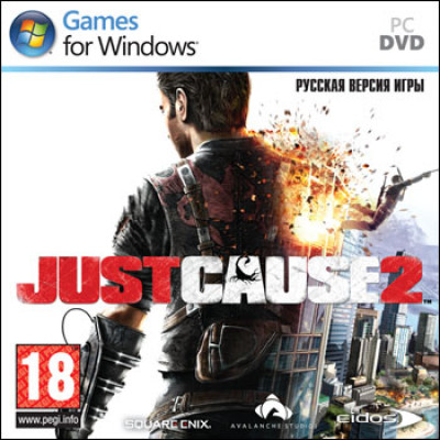 Just Cause 2 [PC, Jewel, русская версия]