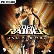 Lara Croft Tomb Raider: Anniversary [PC, Jewel, русская версия]