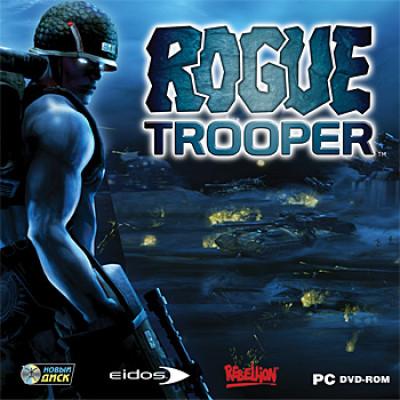 Rogue Trooper [PC, Jewel, русская версия]