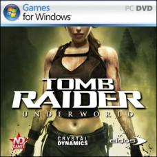 Tomb Raider: Underworld [PC, Jewel, английская версия]