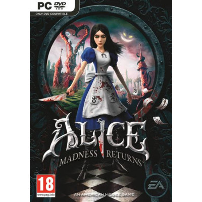 Alice: Madness Returns [PC, английская версия]