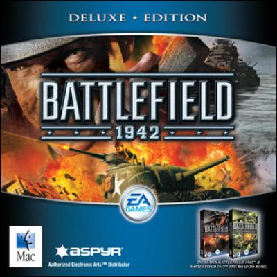 Battlefield 1942 (версия для MAC) [PC, Jewel, русская версия]