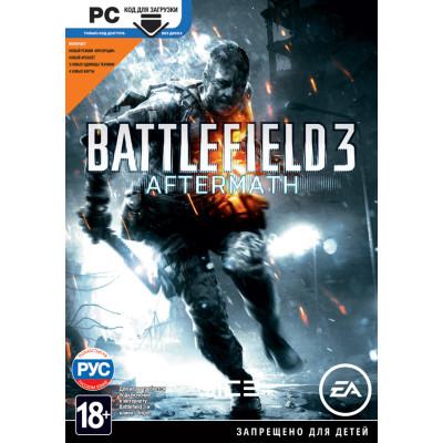 Battlefield 3: Aftermath (код загрузки) [PC, русская версия]