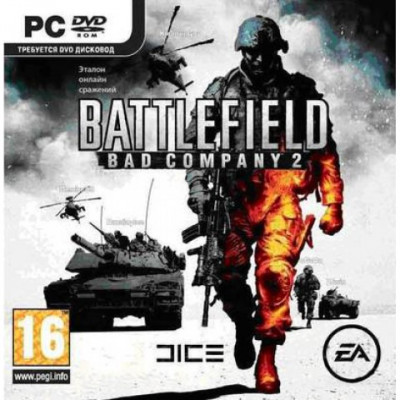 Battlefield: Bad Company 2 [PC, Jewel, русская версия]