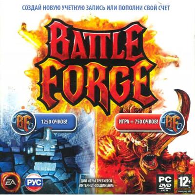BattleForge [PC, Jewel, русская версия]