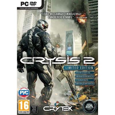 Crysis 2. Расширенное издание [PC, русская версия]