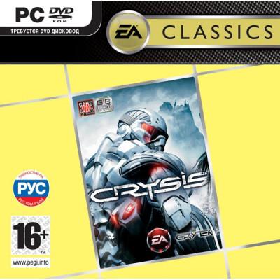 Crysis (Classics) [PC, Jewel, русская версия]