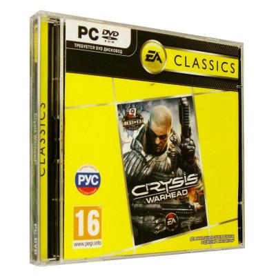 Crysis Warhead (Classics) [PC, Jewel, русская версия]