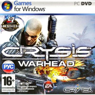 Crysis Warhead [PC, Jewel, русская версия]