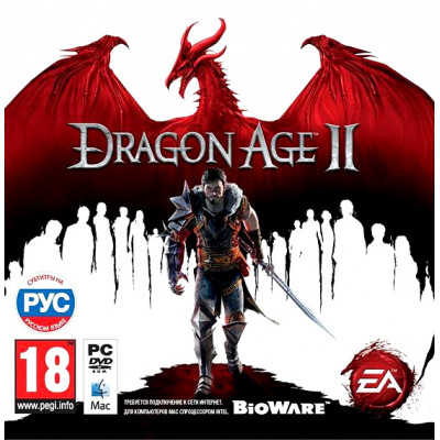 Dragon Age II [PC, Jewel, русские субтитры]
