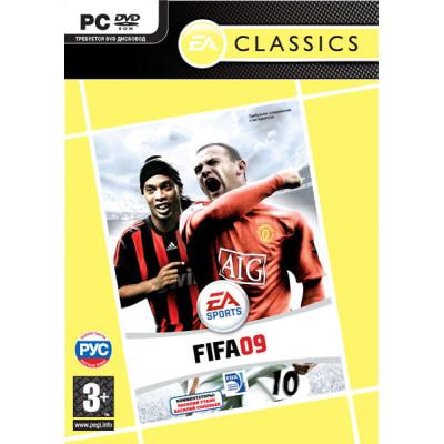 FIFA 09 (Classics) [PC, русская версия]