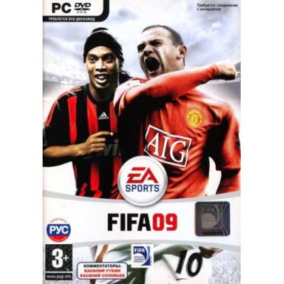 FIFA 09 [PC, русская версия]