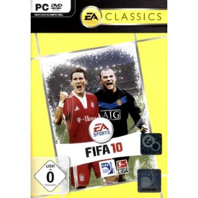 FIFA 10 (Classics) [PC, русская версия]