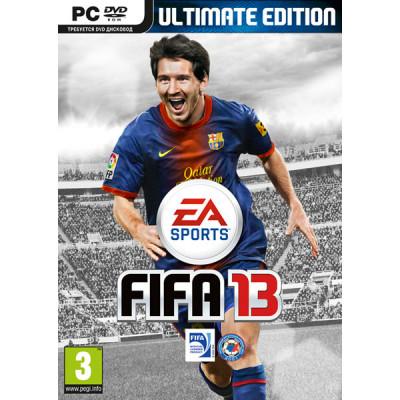 FIFA 13 Ultimate Edition [PC, русская версия]