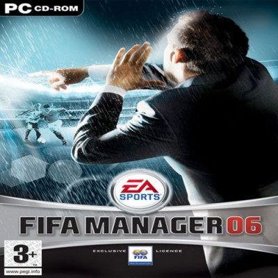 FIFA Manager 06 (Хит-парад) [PC, Jewel, английская версия]