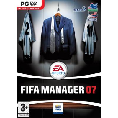 FIFA Manager 07 (Classics) [PC, английская версия]