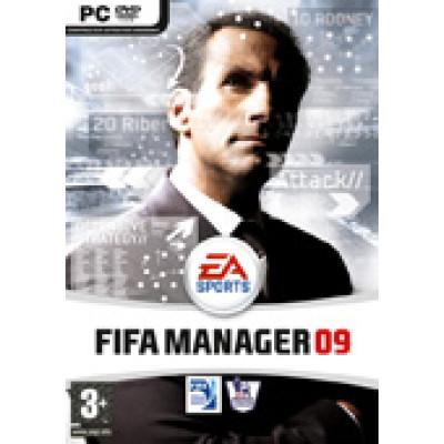 FIFA Manager 09 [PC, английская версия]