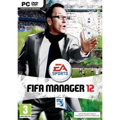 FIFA Manager 12 [PC, английская версия]