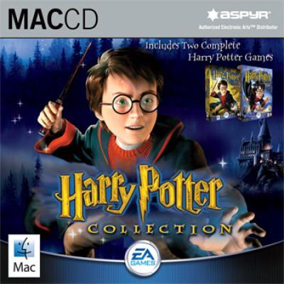 Harry Potter. Deluxe Edition (версия для MAC) [PC, Jewel, русская версия]