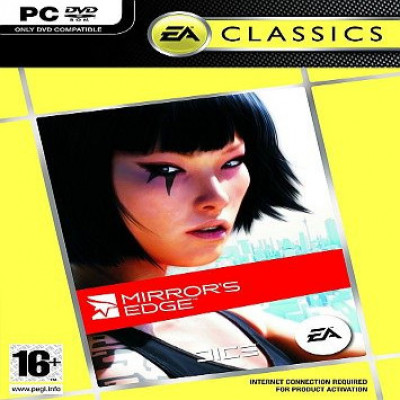 Mirror's Edge (Classics) [PC, Jewel, русская версия]