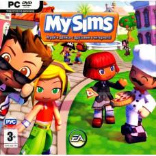 MySims [PC, Jewel, русская версия]