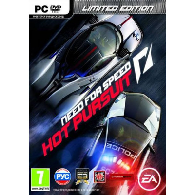 Need for Speed Hot Pursuit. Расширенное издание [PC, русская версия]