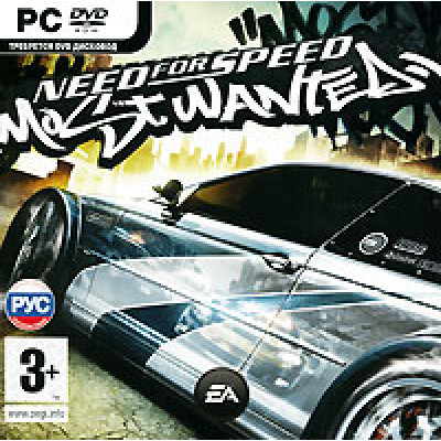 Need for Speed: Most Wanted [PC, Jewel, русская версия]