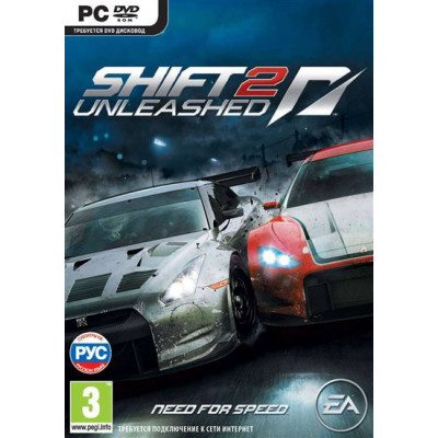 Need for Speed Shift 2 Unleashed [PC, русская версия]