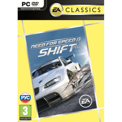 Need for Speed Shift (Classics) [PC, русская версия]