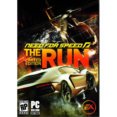 Need for Speed The Run. Limited Edition [PC, русская версия]