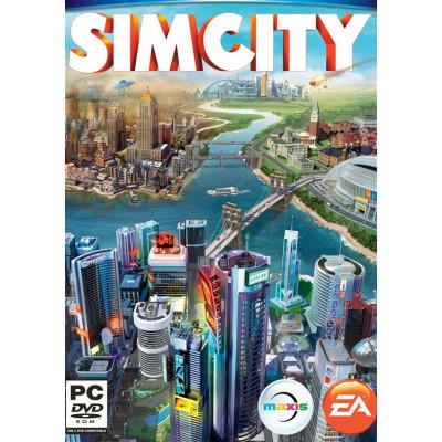 SimCity [PC, русская версия]