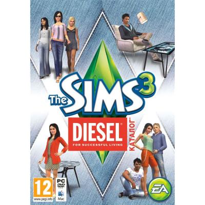 Sims 3: Diesel - Каталог [PC, русская версия]