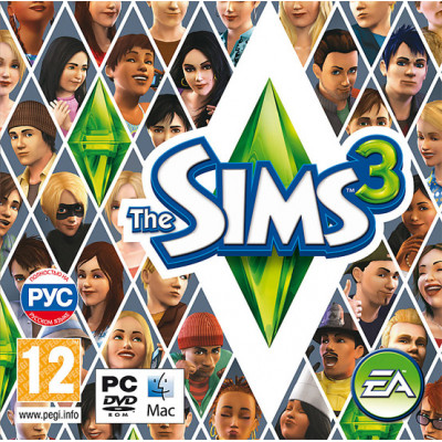 Sims 3 [PC, Jewel, русская версия]