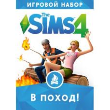 Sims 4 Коллекция (игровой набор: В поход + два каталога: Классная кухня, Жуткие вещи) (код загрузки, без диска) [PC, русская версия]