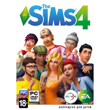 Sims 4 [PC, русская версия]
