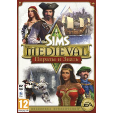 Sims Medieval: Пираты и Знать: Коллекция Приключений [PC, русская версия]