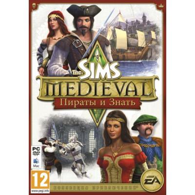Игра для PC Sims Medieval: Пираты и Знать: Коллекция Приключений (русская версия)