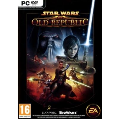Star Wars: the Old Republic [PC, английская версия]