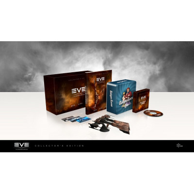 EVE: The Second Decade. Collector's Edition [PC, английская версия]