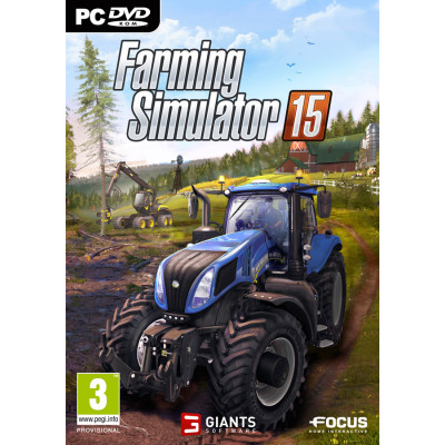Farming Simulator 2015 [PC, Jewel, русские субтитры]