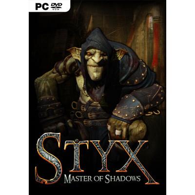Styx: Master of Shadows [PC, Jewel, русские субтитры]