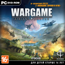 Wargame: AirLand Battle [PC, Jewel, русские субтитры]