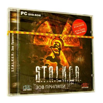Игра для PC S.T.A.L.K.E.R.: Зов Припяти. Специальная версия (русская версия)